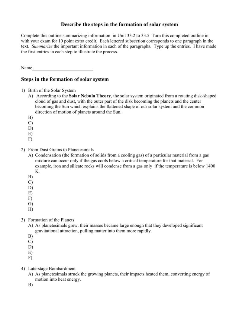 worksheet Formation Of The Solar System Worksheet 008486091 1 d28384bb7912280dbb54c4731fdb3f1f png