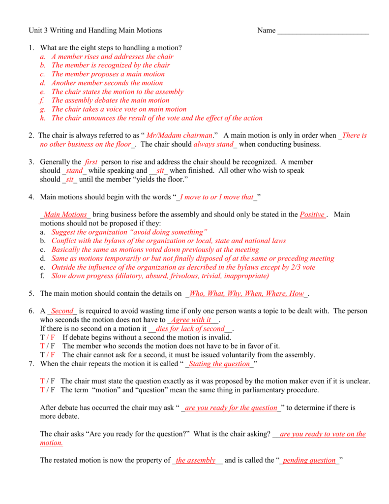 May I Vote Worksheet Answers