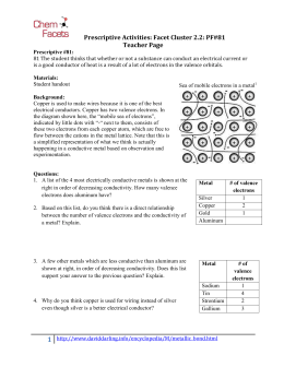 Valence Electron Practice Worksheet Answers