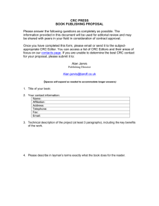 Book Proposal Form