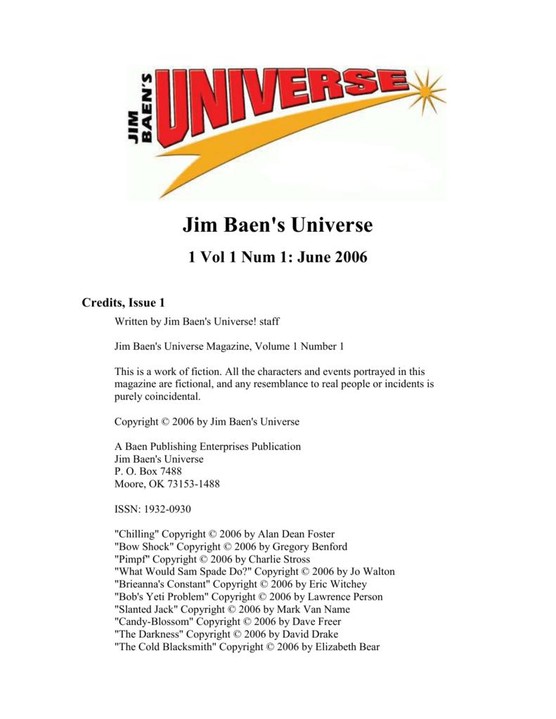 Jim Baens Universe