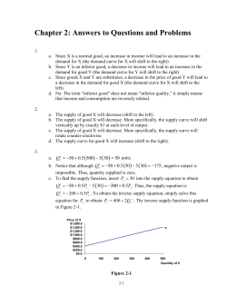 managerial economics chapter 3 answer Managerial economic answer 4562 words | 19 pages w cris lewis managerial economics (economics 4010) more about managerial economics chapter 9 essay.