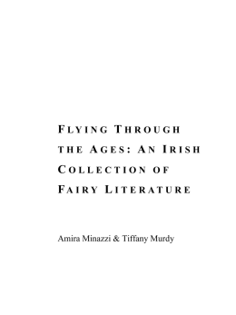 Flying Through the Ages: An Irish Collection of