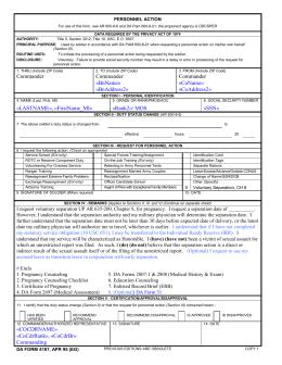 Da4187 Sample Request Attendance At A