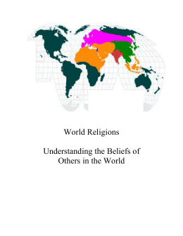world religions comparative discussions Circle the globe with grade 6-12 social studies lesson ideas that explore the diversity of the world's religions  ideas: the world's religions  discussions.