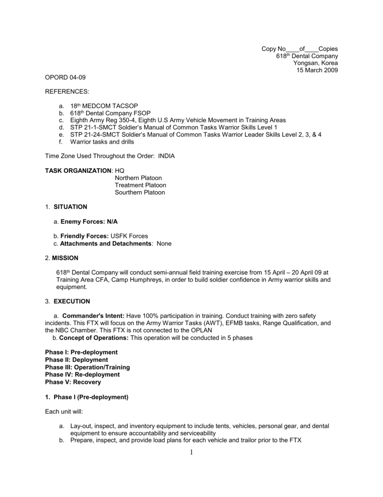 operate a vehicle in a convoy composite risk management worksheet Composite risk management worksheet for use of this form, see fm 100-14, the proponent agency is tradoc 1 msn/task 2a dtg begin 2b dtg end 3.