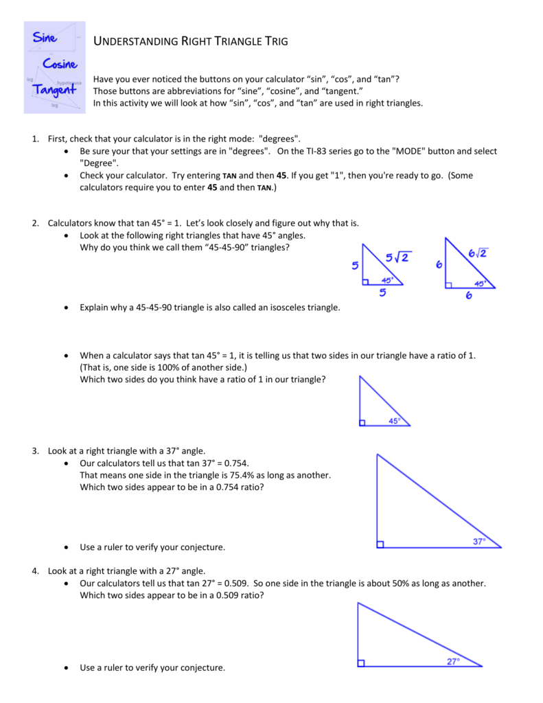 Understanding right triangle trig have you ever noticed the publicscrutiny Images