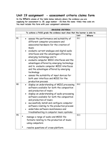 Unit 15 assignment - assessment criteria claims form