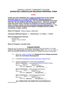 format for new course/curriculum proposals - New Page