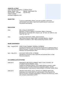 memorandum of agreement name of dlsu office by and between