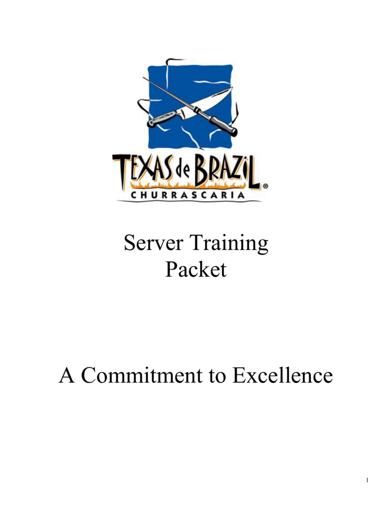 Subway restaurant Training manual