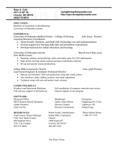 Ryan Cole resume