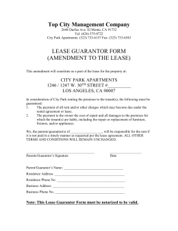 Rose Glen North Dakota ⁓ Try These Rental Property Lease Amendment