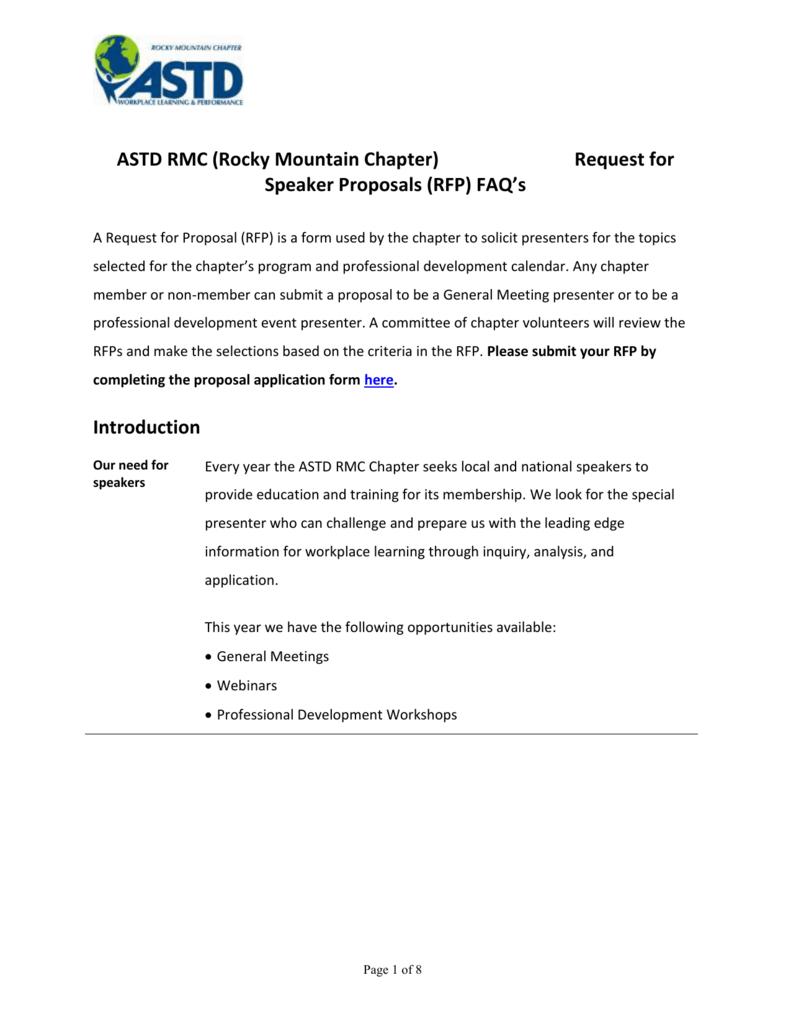 2009 ASTD Houston - ATD Rocky Mountain Chapter