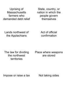 American History Chapter 8 flashcards