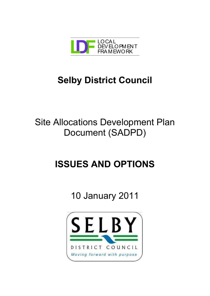 Here Selby District Council