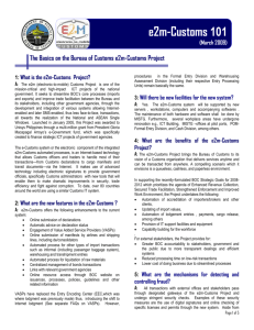 FAQs March 2009abg - InterCommerce Network Services