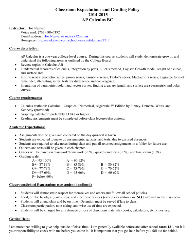 Replies to: ***Official AP Calculus BC Thread 2014-2015***