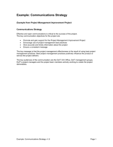 Technical Architecture Review Form