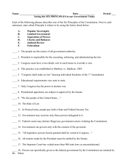 The Balance Of Government Worksheet Answers Worksheets for all ...