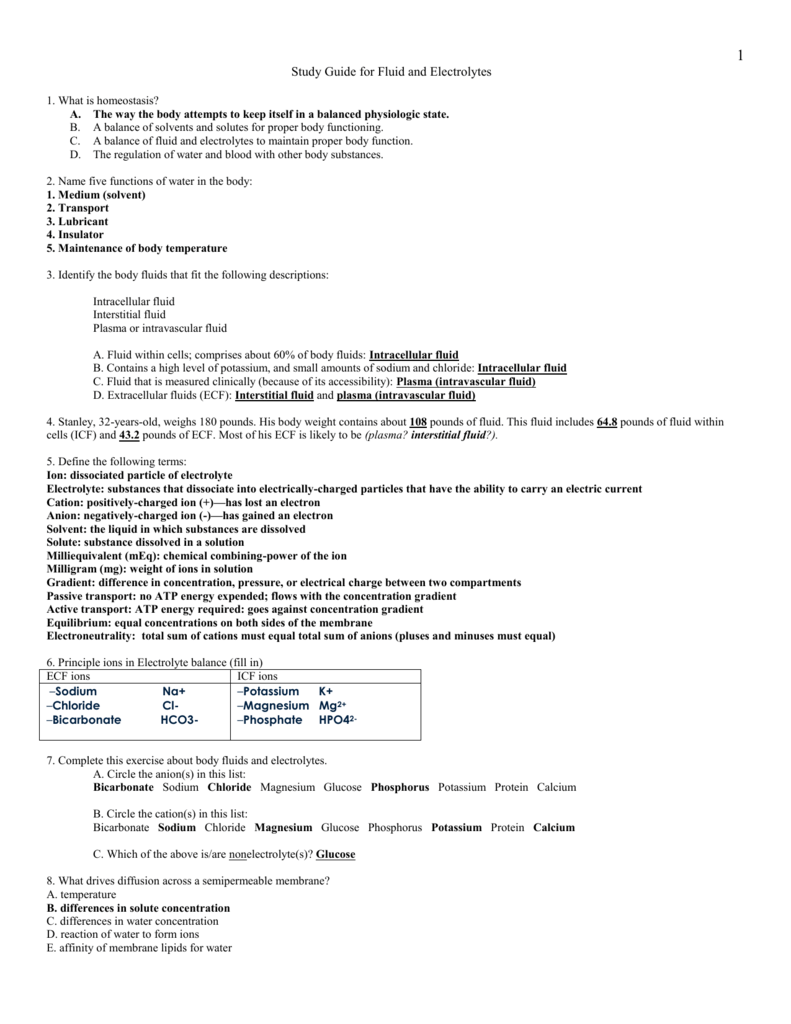 C  Hypertonic solution