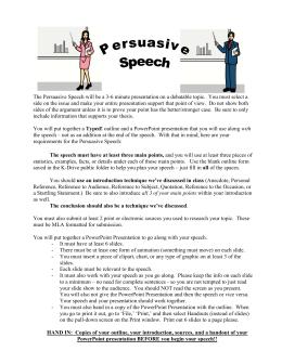 speech to actuate