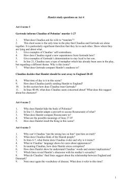 english hamlet act iv 4 essay