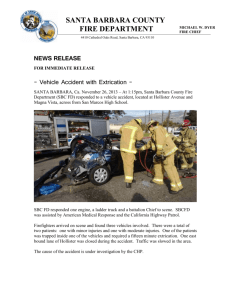 11-26-2013 news release vehicle extrication