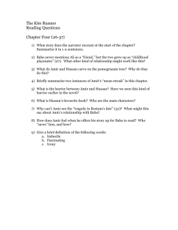 essay outline for kite runner Kite runner essay the kite runner by khaled hosseini takes the reader on a haunting journey of amir and hassan's friendship and displays the hardships that the two boys are faced with as a result of this friendship.