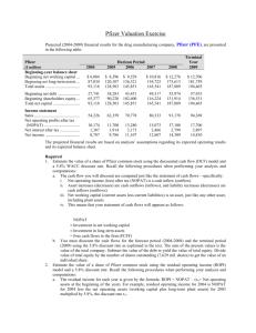 DCF/ROPI valuation