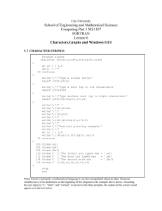 Fortran Lecture6 - staff.city.ac.uk
