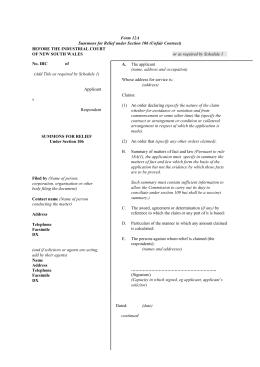 Industrial Relation Management - Notes - PDF Download