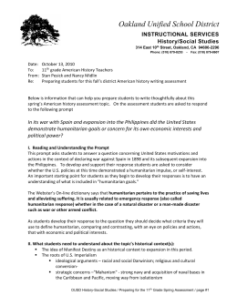 HRD Memo letterhead w/tree logo - Oakland Unified School District
