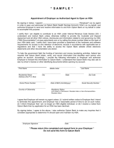 Authorized Agent Agreement
