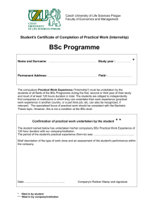 Bsc_Work_Experience_Confirmation
