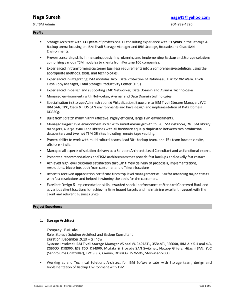 Profile - Corp2Corp Jobs