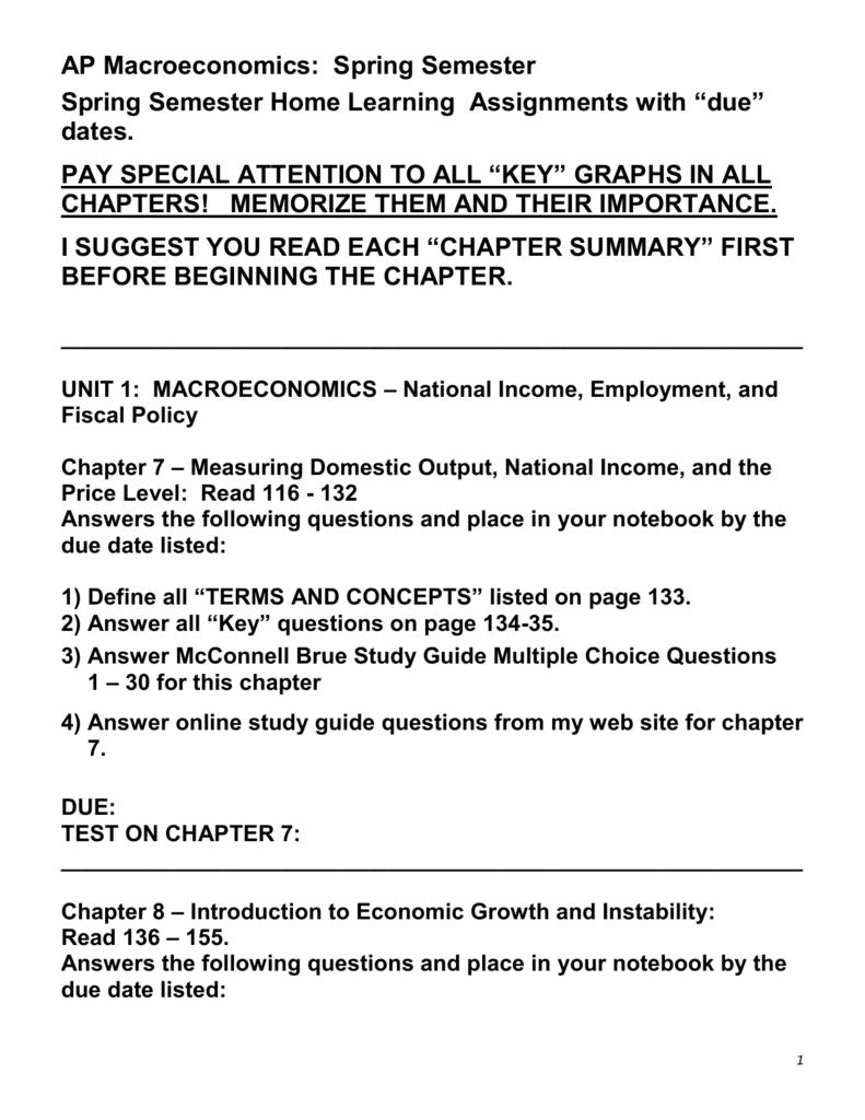 ap econ microeconomics rh studylib net Anthem Study Guide Answers Apush Study Guide Answers