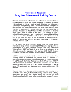 Caribbean Regional - Ministry of National Security