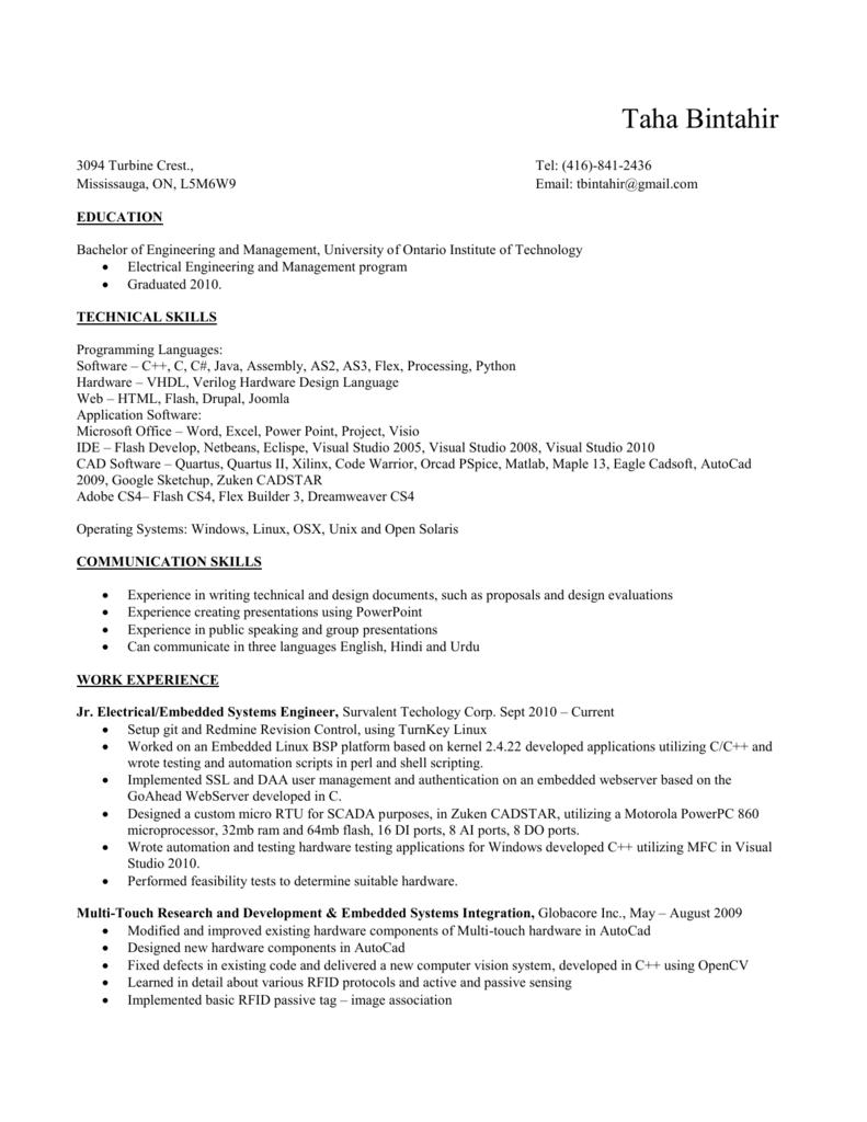 Taha Bintahir_Resume (2)