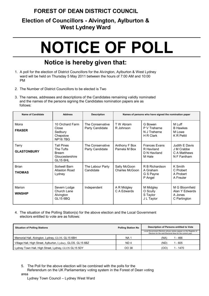 electoral system uk