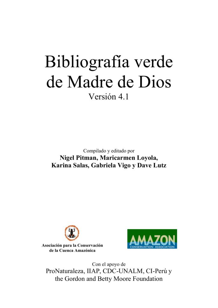 Bibliografía verde f2381c449cb