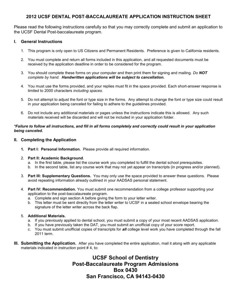 Dental School Personal Statement Examples dental Personal