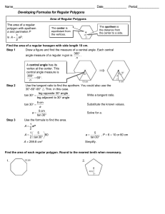 Geo_Ch9_Finding Area of Polygons_Worksheet w