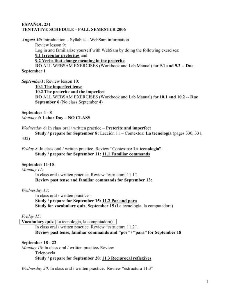 worksheet Por And Para Worksheet past tense worksheet for class 2 worksheets aquatechnics biz full screen source horario231