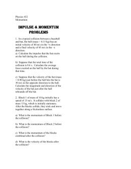 worksheet conservation of momentum. Black Bedroom Furniture Sets. Home Design Ideas