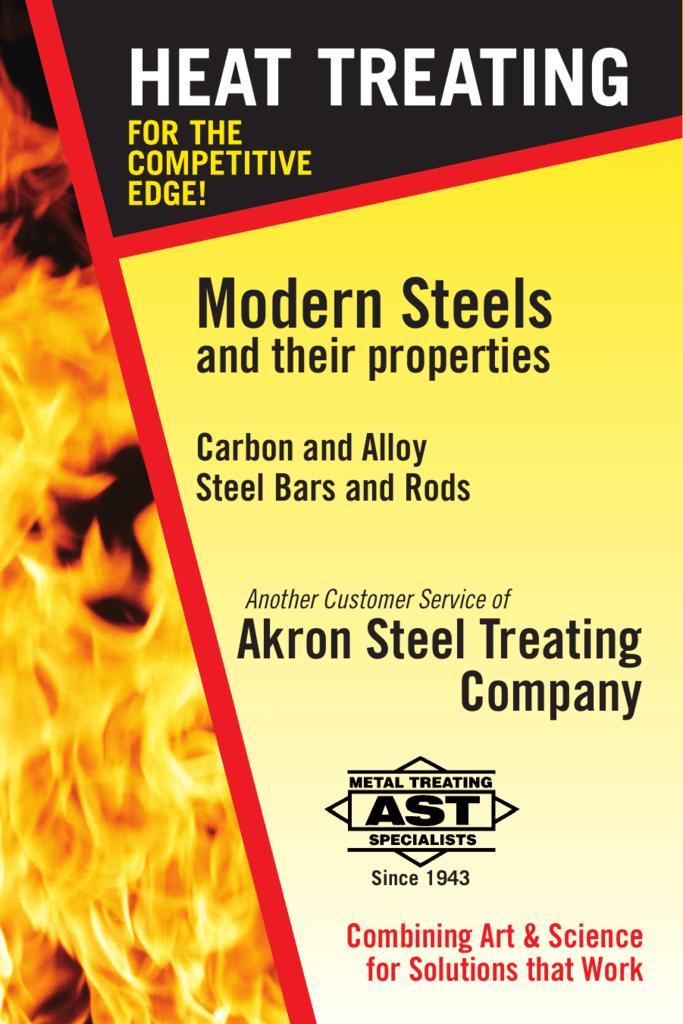 Modern Steels Akron Steel Treating Company