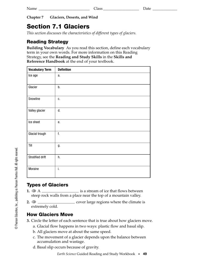 guided reading and study workbook rh sport gewin com Ordering Pearson Chemistry 2012 Workbook Chemistry Workbook Answer Key