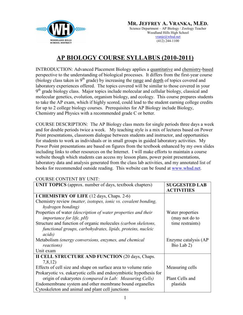 bio 100 evolution lab report