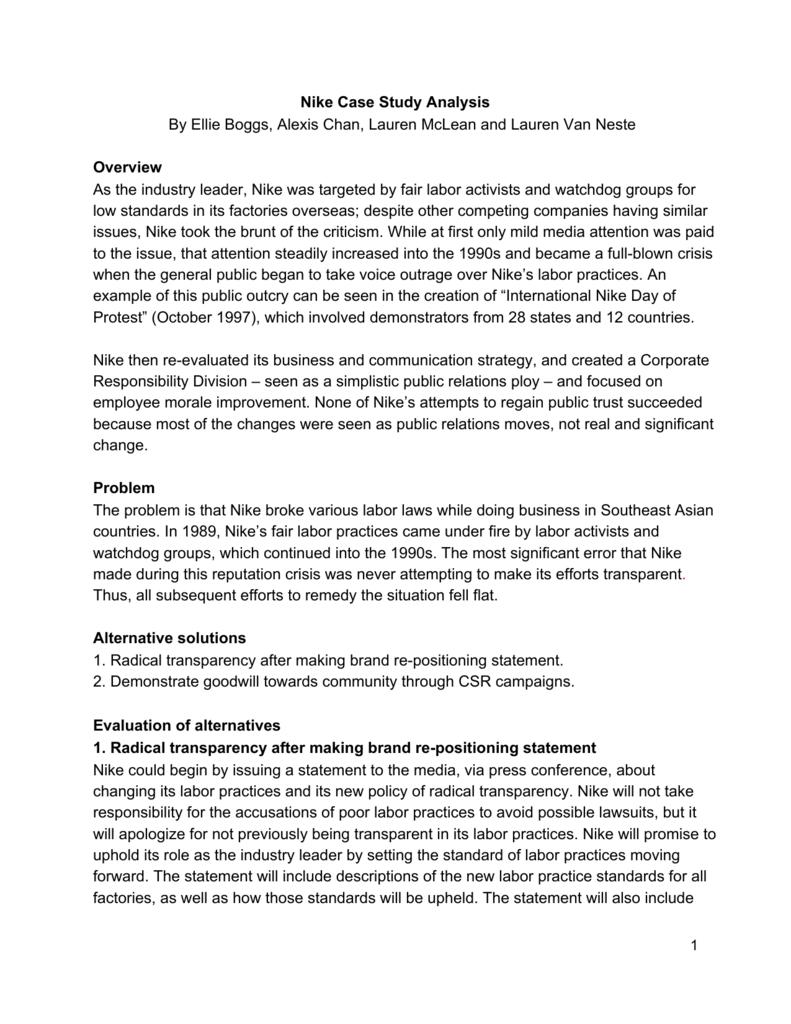 Main Tips On How To Write Case Study Analysis