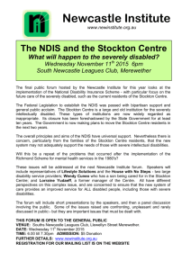 Click here - Newcastle Institute